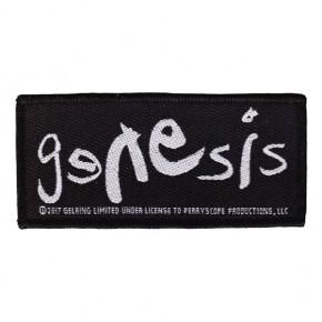 Genesis - Logo (Patch)