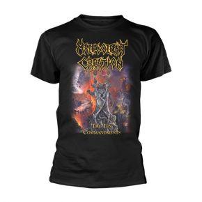 Malevolent Creation - The Ten Commandments (T-Shirt)