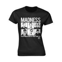 Madness - Since 1979 (Girls T-Shirt)
