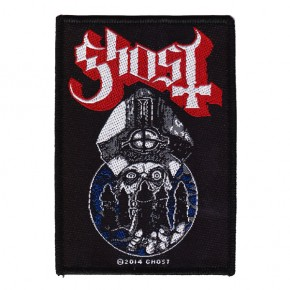 Ghost - Warriors (Patch)