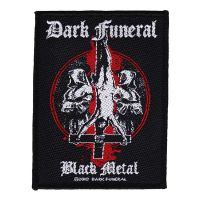 Dark Funeral - Black Metal (Patch)