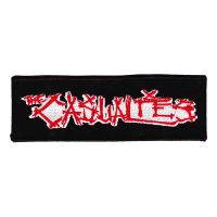 Casualties - Logo Embroidered (Patch)