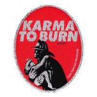 Karma To Burn - Fireman (Patch)