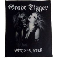 Grave Digger - Witch Hunter (Backpatch)