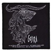Gojira - Horns (Patch)