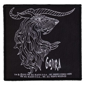 Gojira - Horns (Patch)