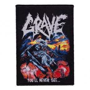 Grave - You'll Never See (Patch)