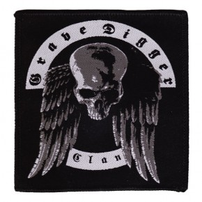 Grave Digger - Clan (Patch)
