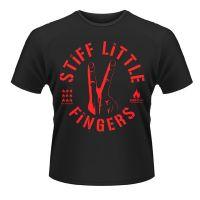 Stiff Little Fingers - Digits (T-Shirt)