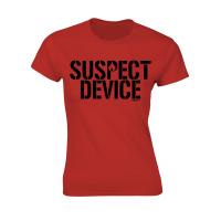 Stiff Little Fingers - Suspect Device (Girls T-Shirt)