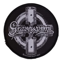 Graveworm - Logo (Patch)