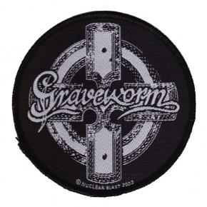 Graveworm - Logo (Patch)