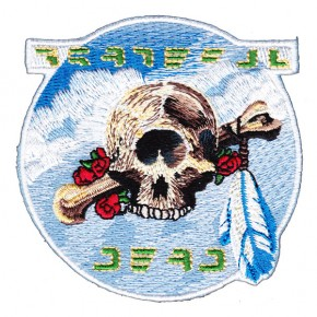 Grateful Dead - Cyclops Embroidered (Patch)