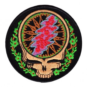 Grateful Dead - SYF With Vines Embroidered (Patch)