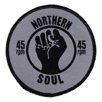 Northern Soul 45 rpm (Patch)