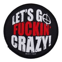 Let's Go Crazy (Patch)