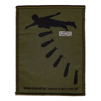 Green Day - Bombs (Patch)