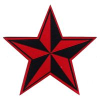 Nautical Star (Patch)
