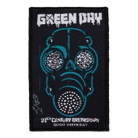 Green Day - Gas Mask (Patch)