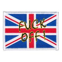 F*** Off Union Jack (Patch)