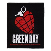 Green Day - Grenade (Patch)