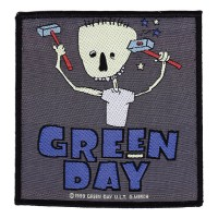 Green Day - Hammer Face (Patch)