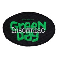 Green Day - Insomniac Oval (Patch)