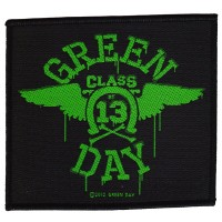 Green Day - Neon Wings (Patch)