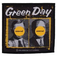 Green Day - Nimrod (Patch)