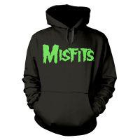 Misfits - Glow Jurek Skull (Hooded Sweatshirt)