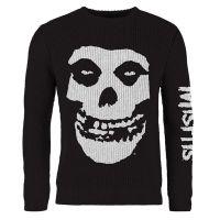 Misfits - Skull (Knitted Jumper)