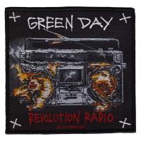 Green Day - Revolution Radio (Patch)