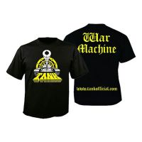 Tank - Logo War Machine (T-Shirt)
