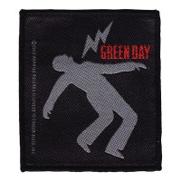 Green Day - Lightning Bolt (Patch)