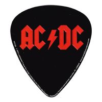 ACDC - Plectrum (Sticker)