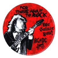 ACDC - For Those About To Rock (Sticker)