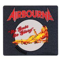 Airbourne - No Guts No Glory Girl (Sticker)