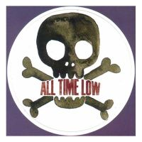All Time Low - Skull (Sticker)