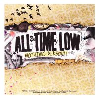 All Time Low - Nothing Personal (Sticker)