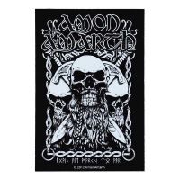 Amon Amarth - Bearded Skull (Sticker)