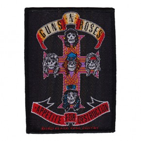 Guns N Roses - Appetite For Destruction (Patch)
