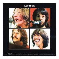 Beatles - Let It Be (Sticker)