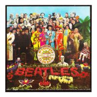 Beatles - Sgt Peppers (Sticker)