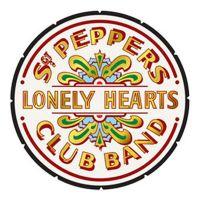 Beatles - Sgt Peppers Drum (Sticker)
