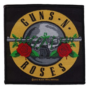 Guns N Roses - Bullet Logo (Patch)