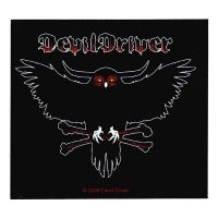 DevilDriver - Owl (Sticker)