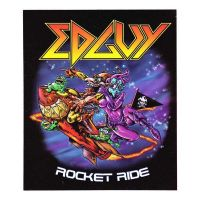 Edguy - Rocket Ride (Sticker)