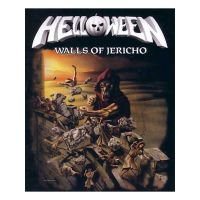 Helloween - Walls Of Jericho (Sticker)