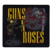 Guns N Roses - Attack (Sticker)