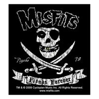 Misfits - Fiends Forever (Sticker)